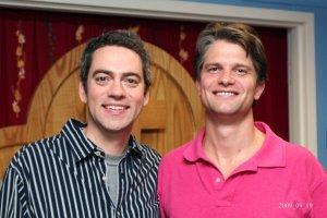Jonathan and Milton Gaither